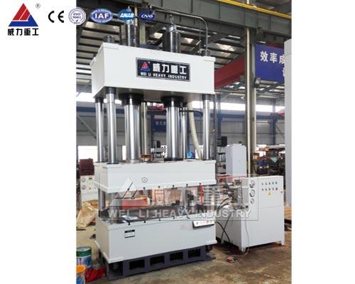 铅粉,铁粉成型亚博极速下注|315吨四柱油压机